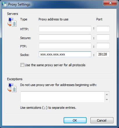 How to Setup SOCKS Proxy - Code Locket